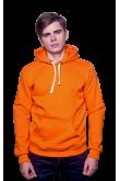 Оранжевая мужская толстовка 1 (миниатюра)