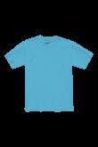 Футболка мужская голубая 1 (миниатюра)