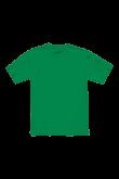 Футболка мужская зелёная 1 (миниатюра)