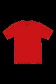 Футболка мужская красная 1 (миниатюра)