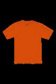 Футболка мужская оранжевая 1 (миниатюра)