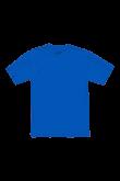 Футболка мужская синяя 1 (миниатюра)