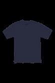 Футболка мужская темно - синяя 1 (миниатюра)