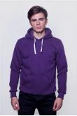 Фиолетовая мужская толстовка 1 (миниатюра)