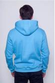 Голубая мужская толстовка 2 (миниатюра)