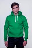 Зелёная мужская толстовка 1 (миниатюра)