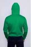 Зелёная мужская толстовка 2 (миниатюра)