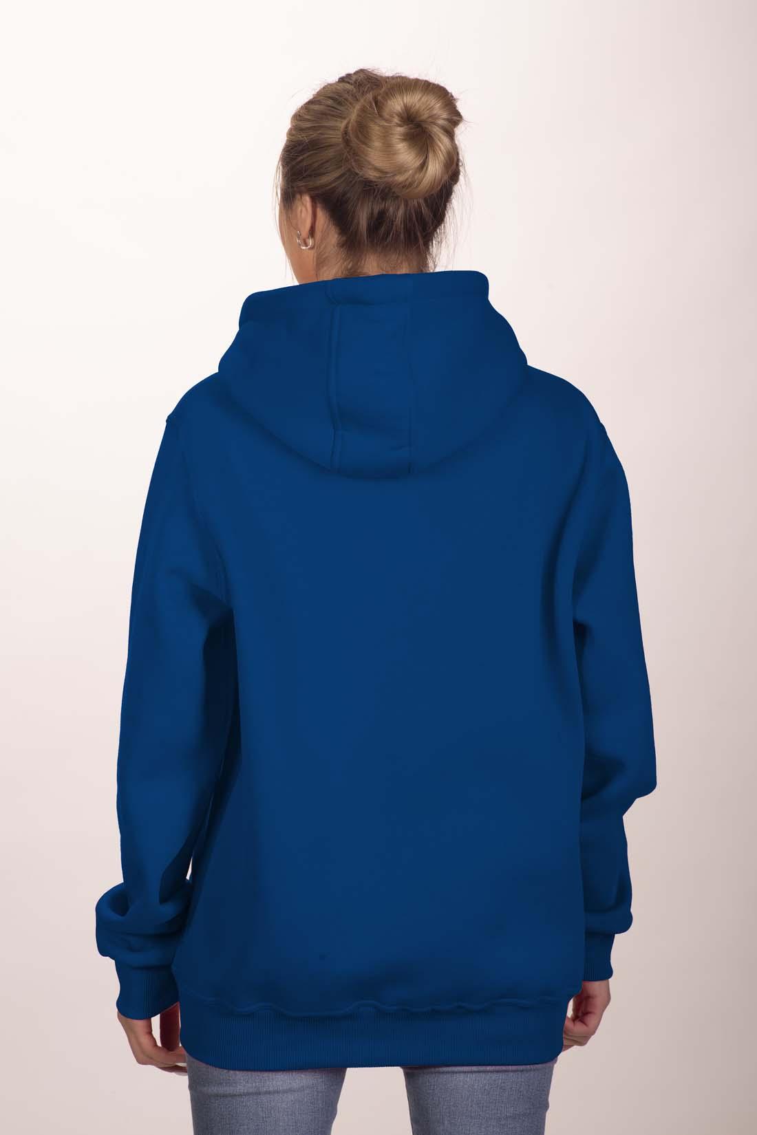 Синяя толстовка 2