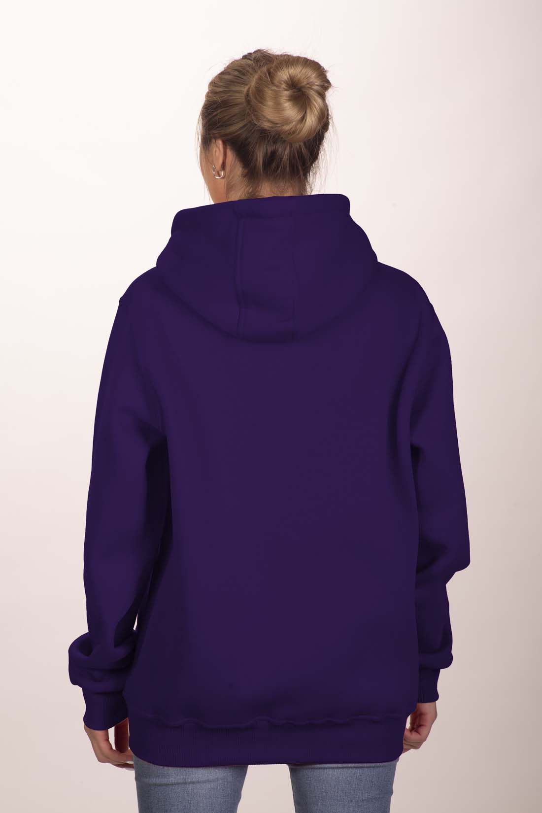 Фиолетовая толстовка 2