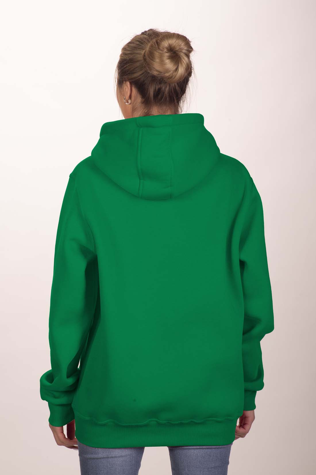 Зелёная толстовка 4