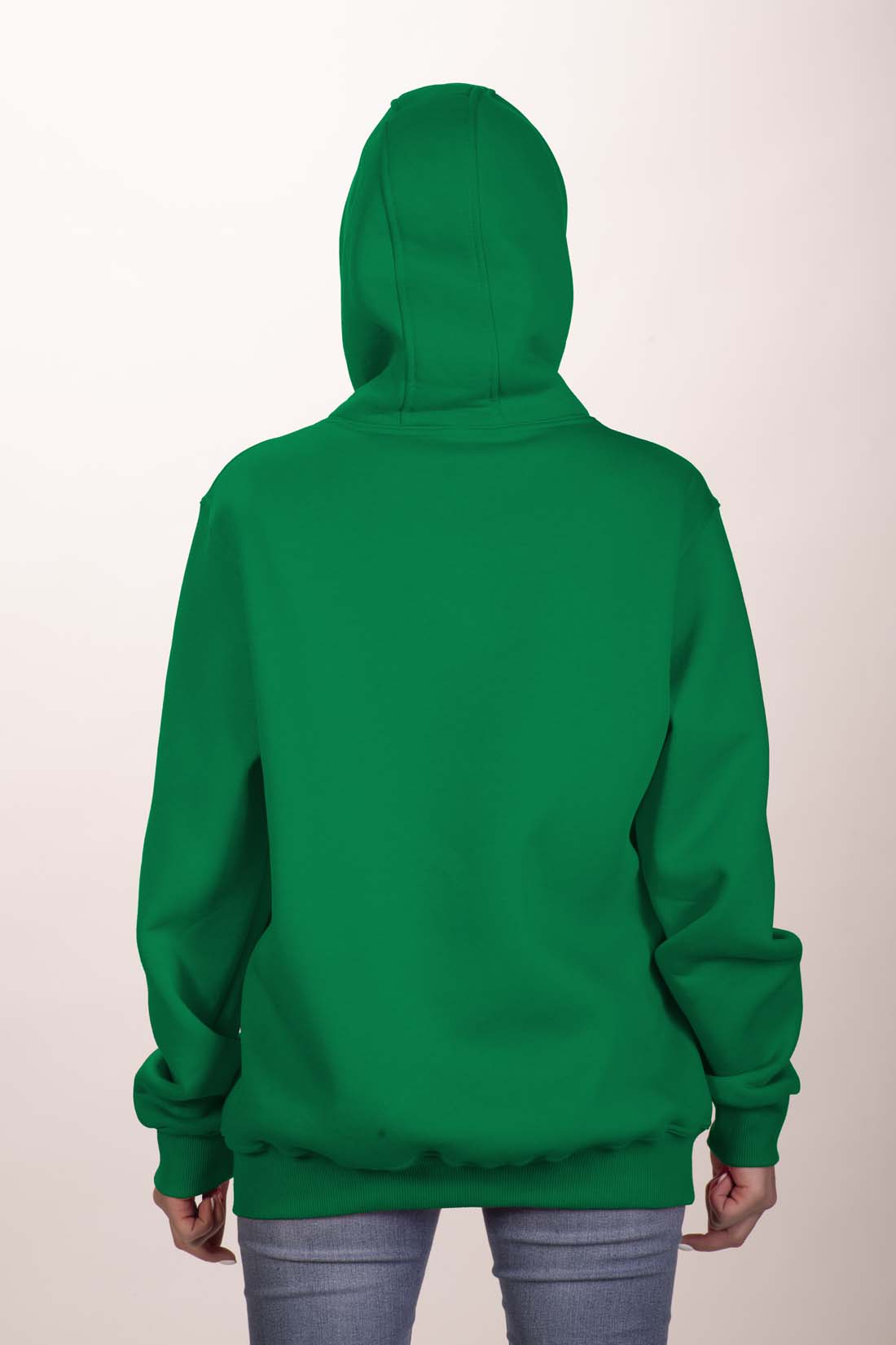 Зелёная толстовка 2